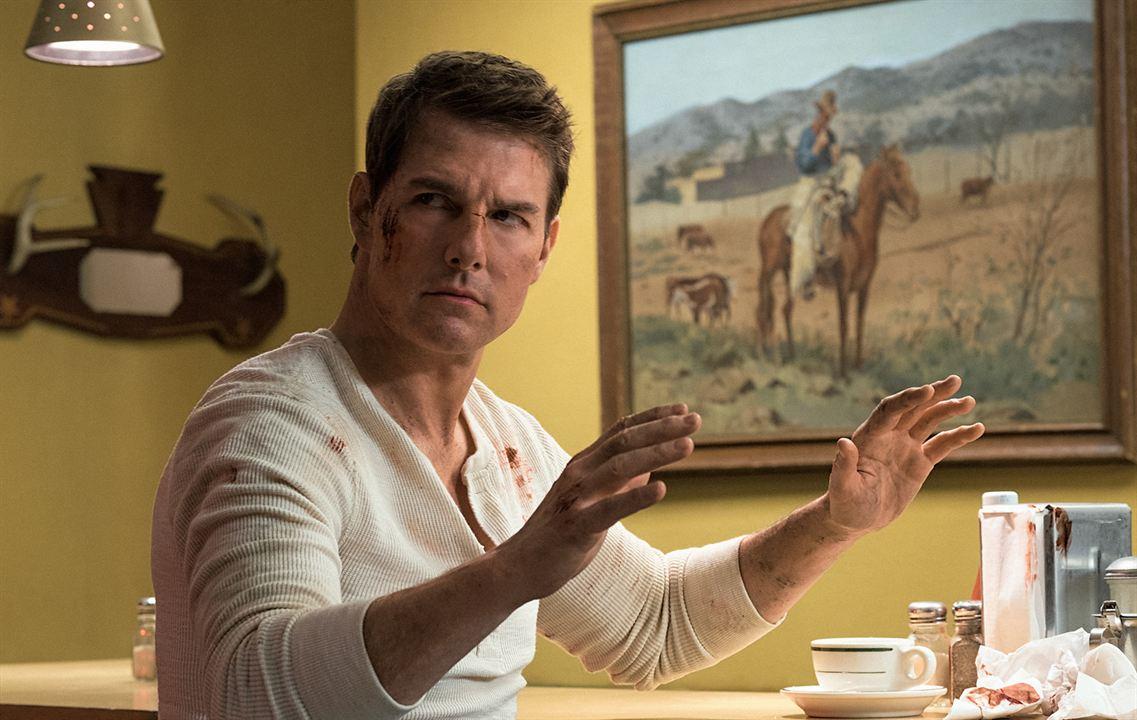 Jack Reacher: Nunca vuelvas atrás : Foto Tom Cruise
