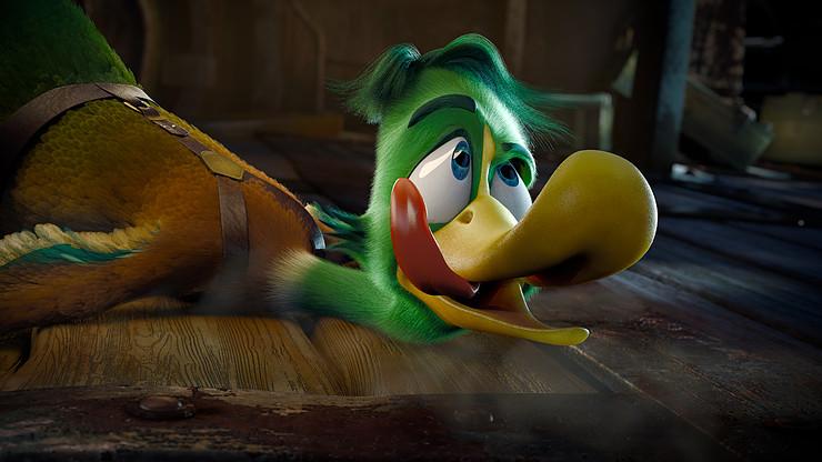 Quackers. La leyenda de los patos : Foto