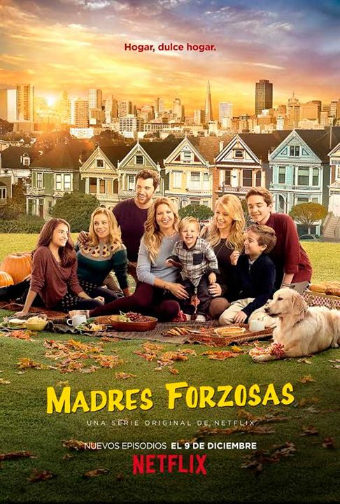 Madres forzosas : Cartel