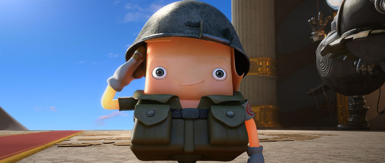 Axel, el pequeño gran héroe : Foto