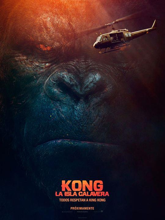 Kong: La Isla Calavera : Cartel