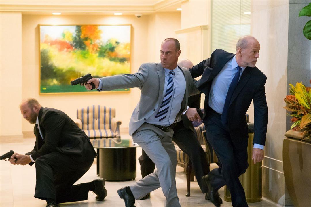 Marauders : Foto Bruce Willis, Christopher Meloni