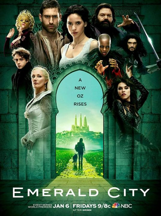 Emerald City : Cartel