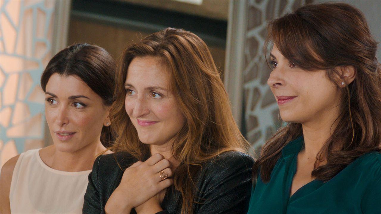Faut pas lui dire : Foto Camille Chamoux, Jenifer Bartoli, Tania Garbarski