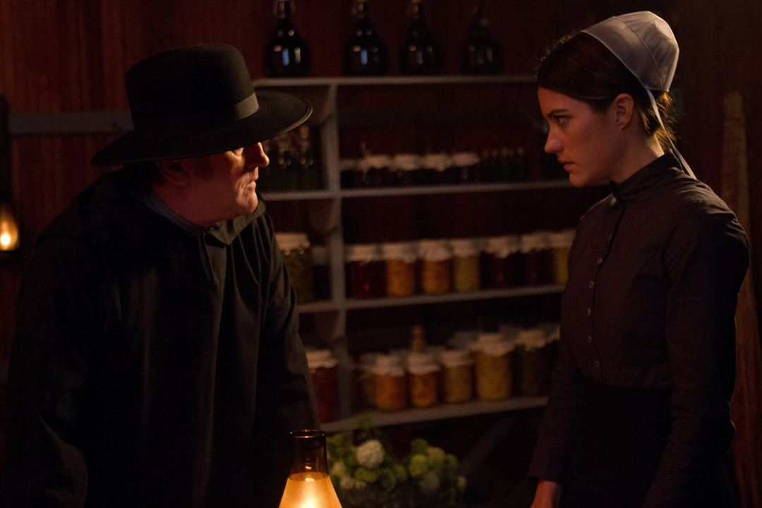 Foto Colm Meaney, Jennifer Carpenter