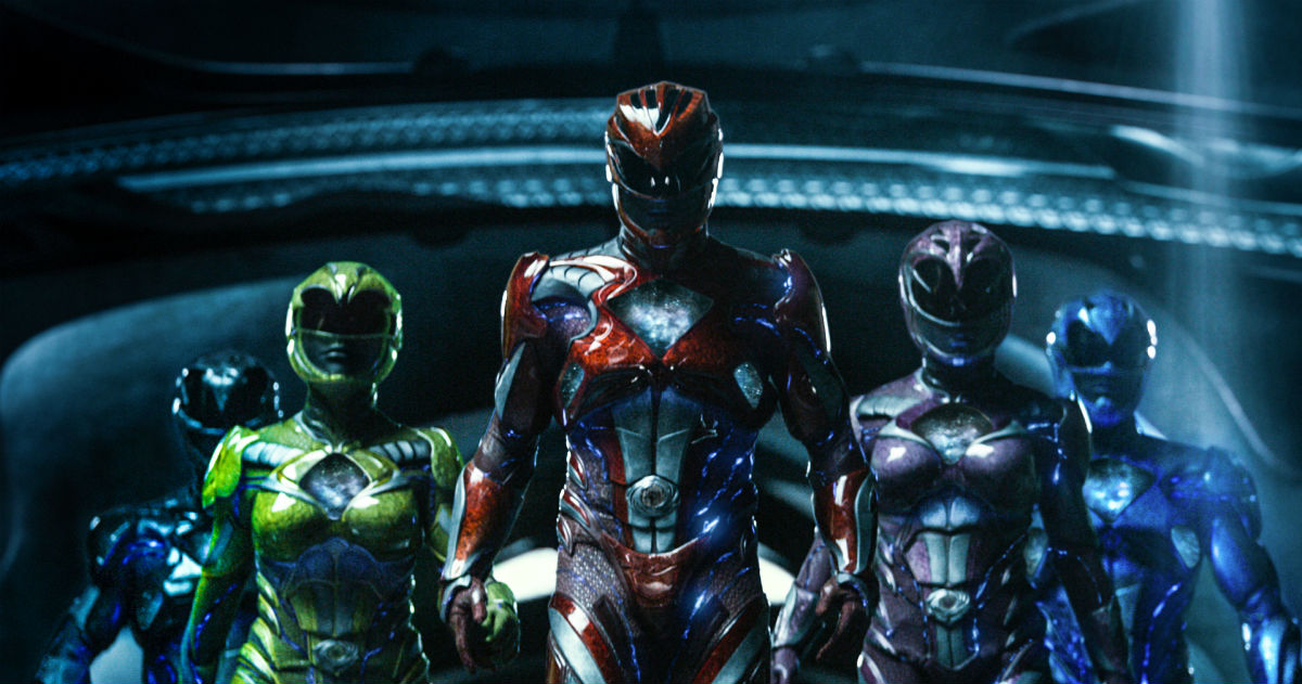 Power Rangers : Foto