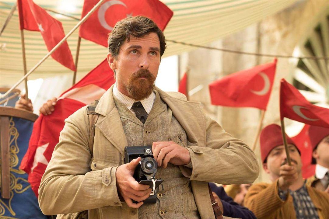 La promesa : Foto Christian Bale
