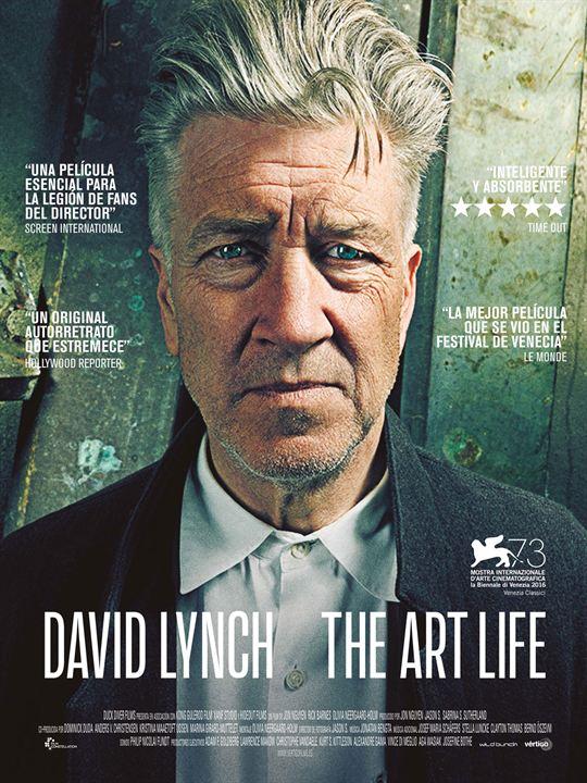 David Lynch: The Art Life : Cartel