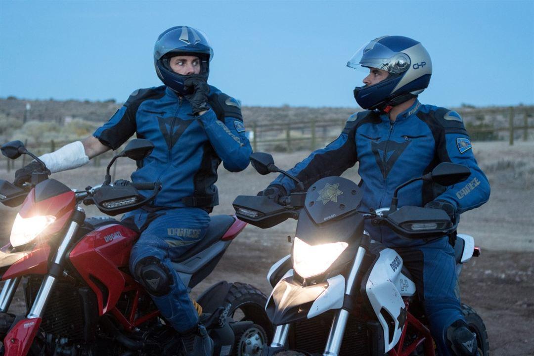 CHiPs, loca patrulla motorizada : Foto Dax Shepard, Michael Peña