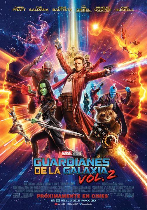 Guardianes de la Galaxia Vol. 2 : Cartel