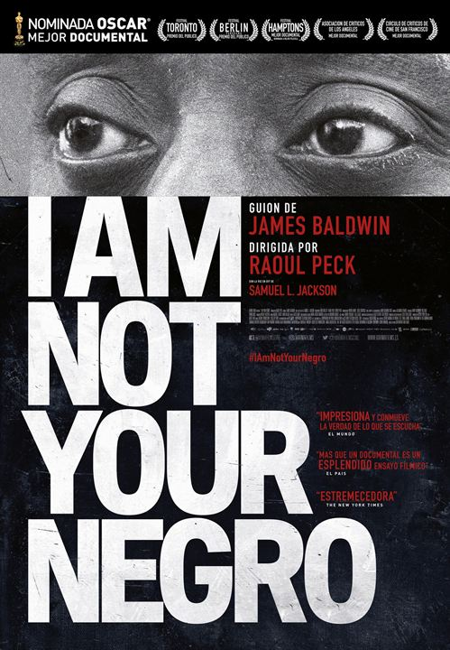 I Am Not Your Negro : Cartel