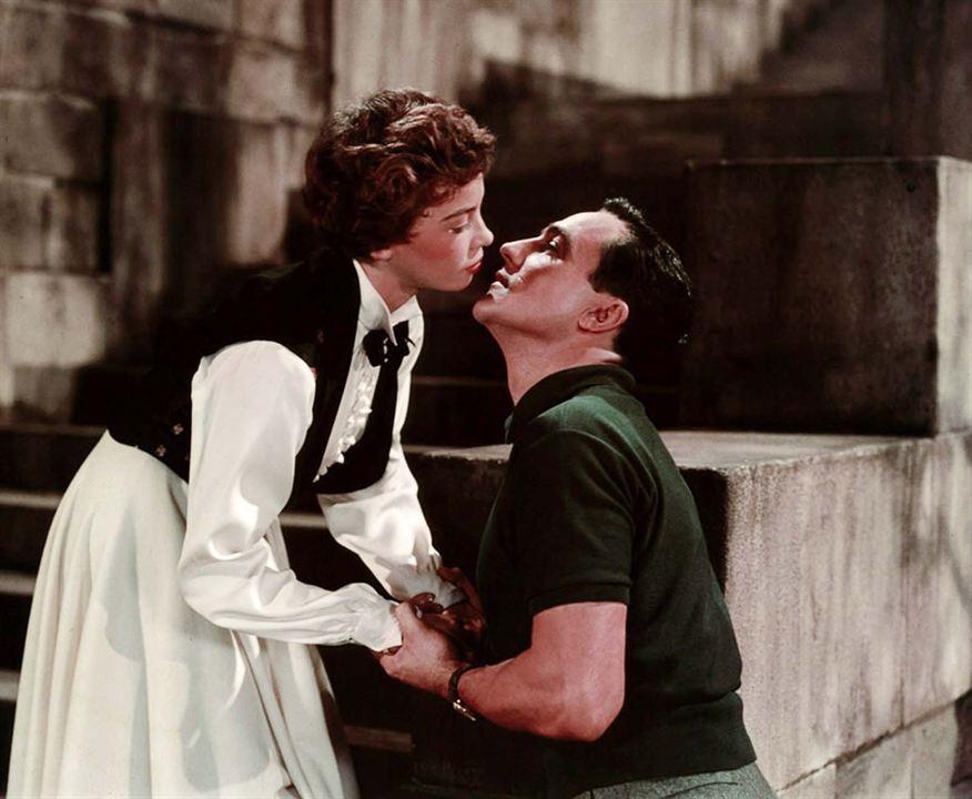 Un americano en París : Foto Gene Kelly, Leslie Caron