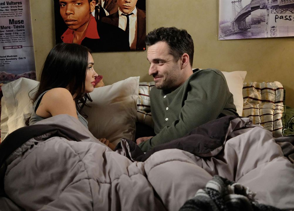 Foto Jake Johnson (XVI), Megan Fox