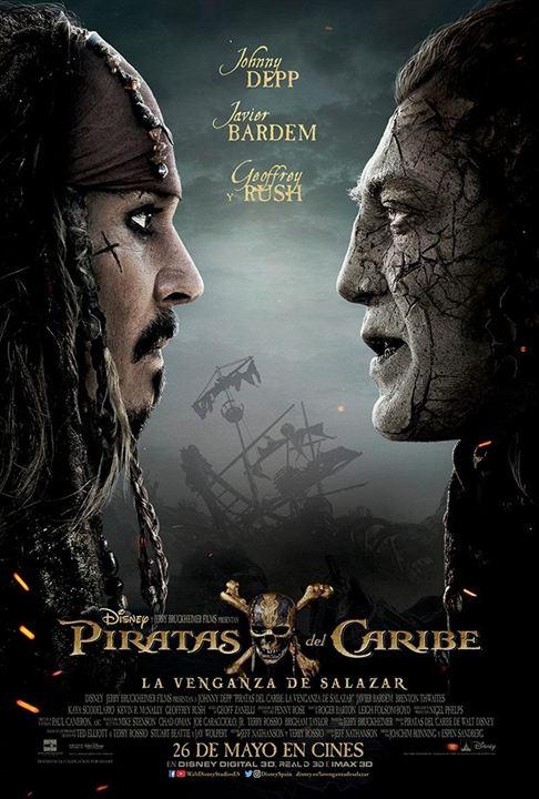 Piratas del Caribe: La venganza de Salazar : Cartel