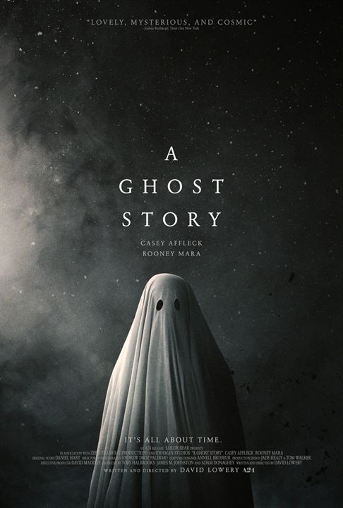 Resultado de imagen de a ghost story cartel