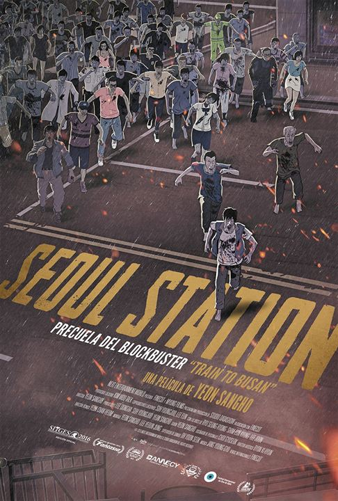 Seoul Station : Cartel