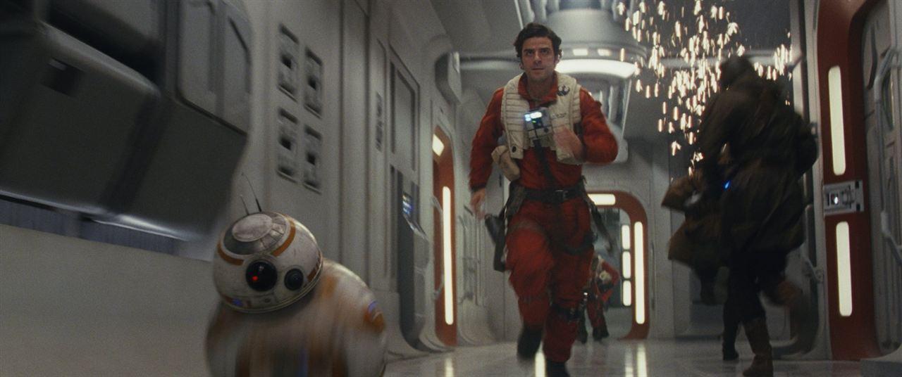 Star Wars: Los últimos Jedi : Foto Oscar Isaac