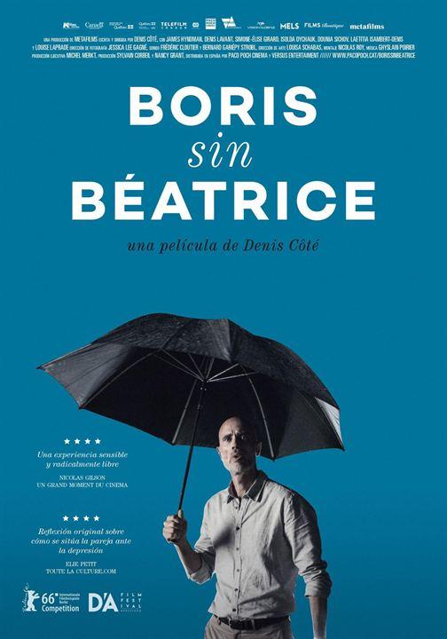 Boris sin Béatrice : Cartel