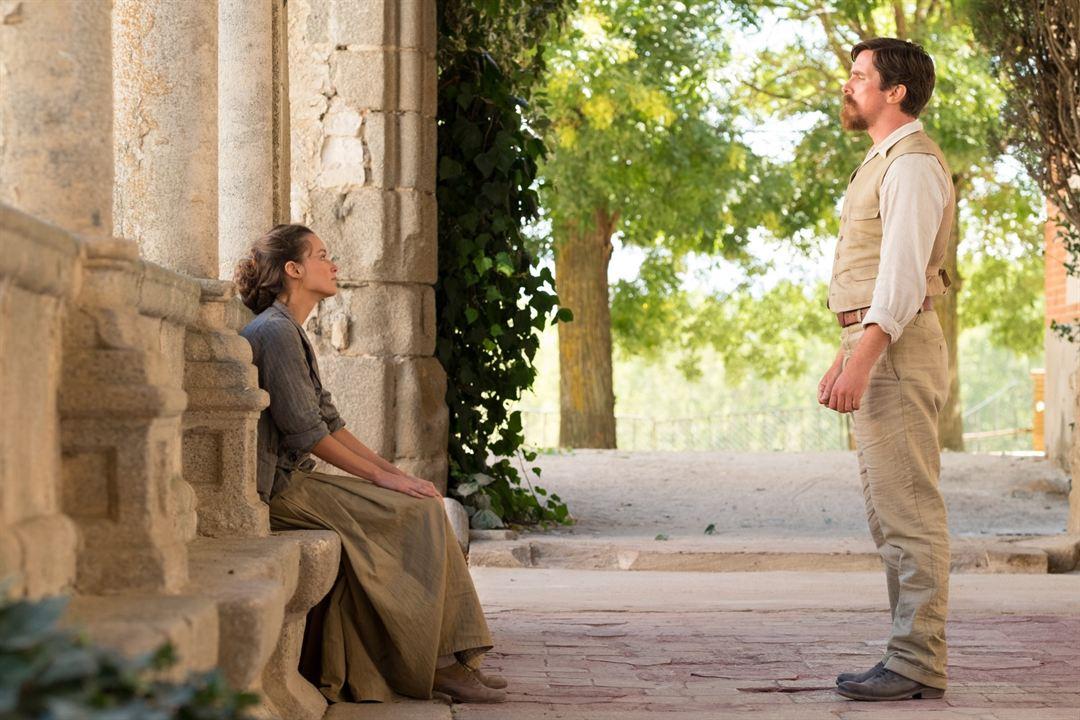 La promesa : Foto Charlotte Le Bon, Christian Bale