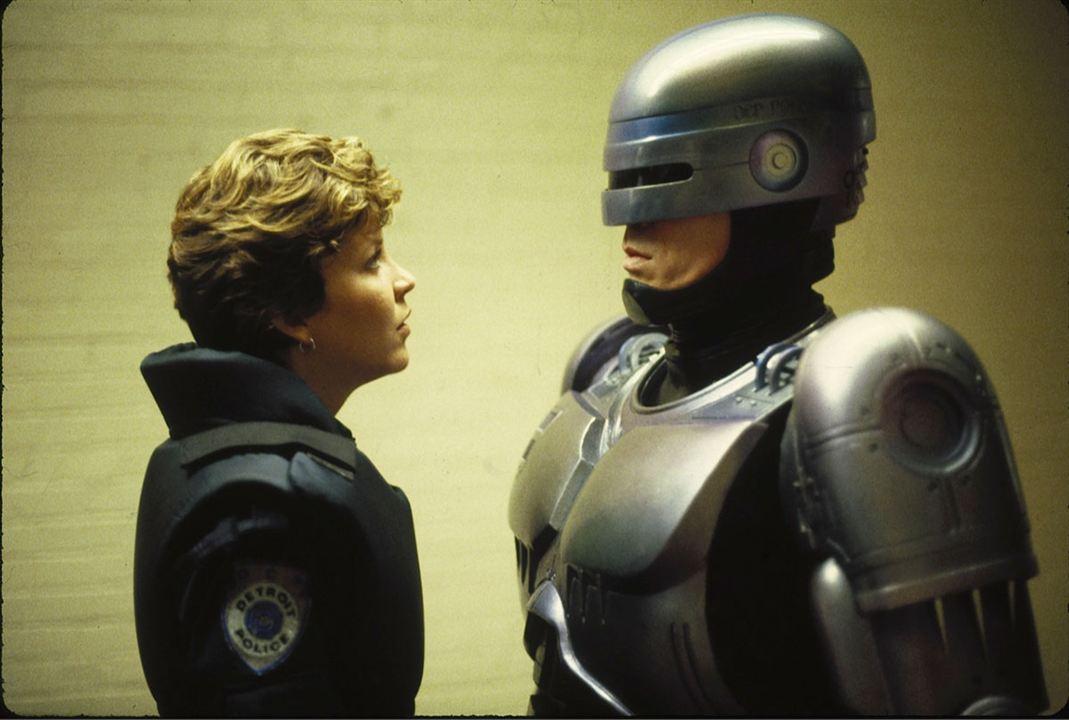 RoboCop : Foto Nancy Allen, Peter Weller
