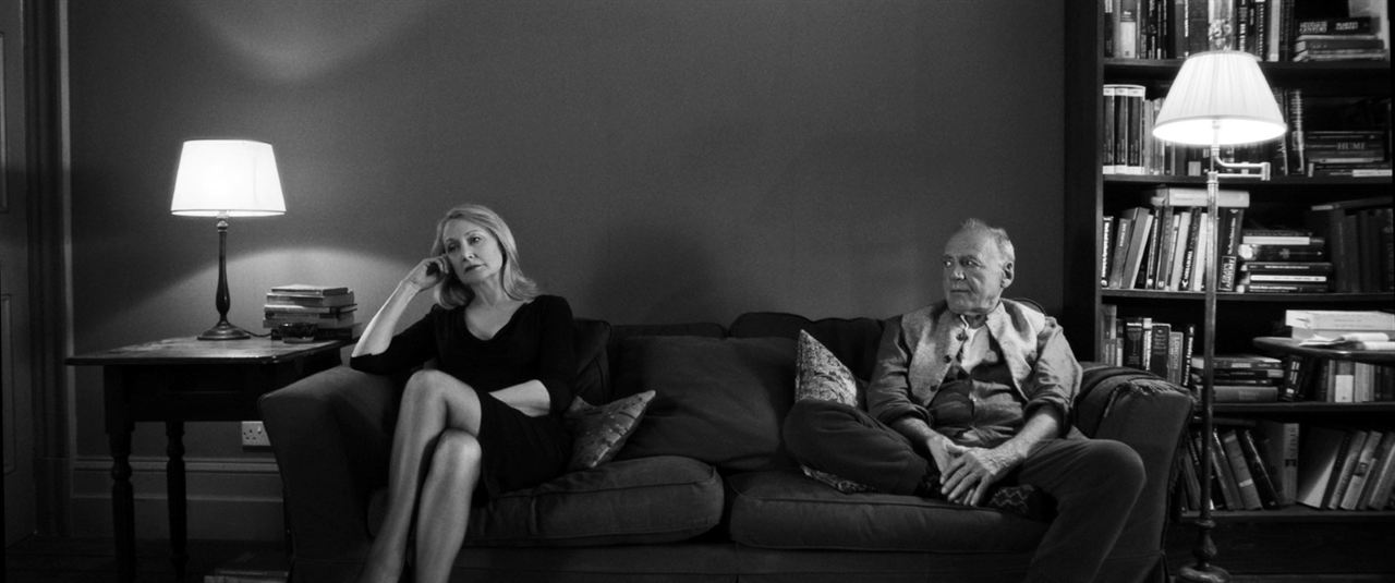 The Party : Foto Bruno Ganz, Patricia Clarkson