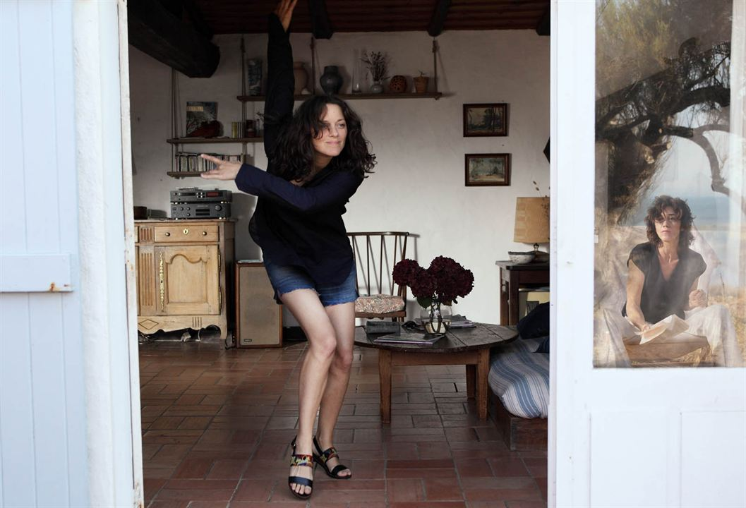 Los fantasmas de Ismael: Marion Cotillard