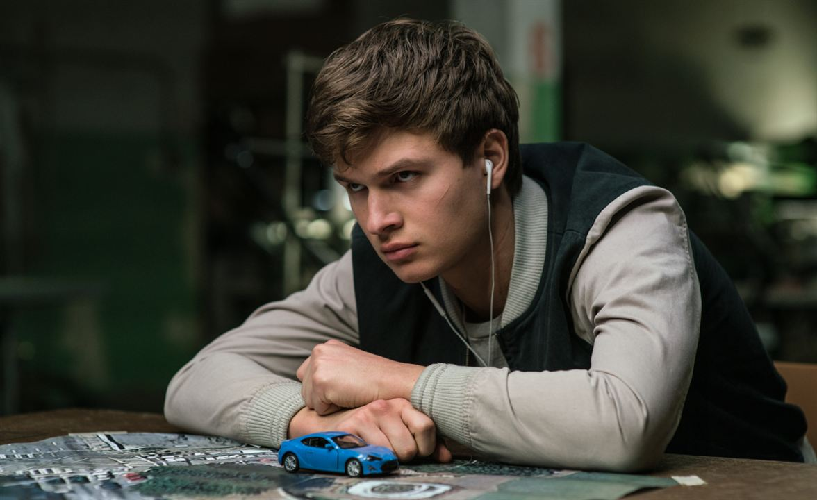 Baby Driver : Foto Ansel Elgort
