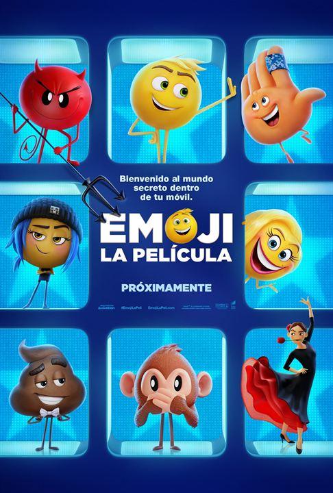 poster de la pelicula emoji