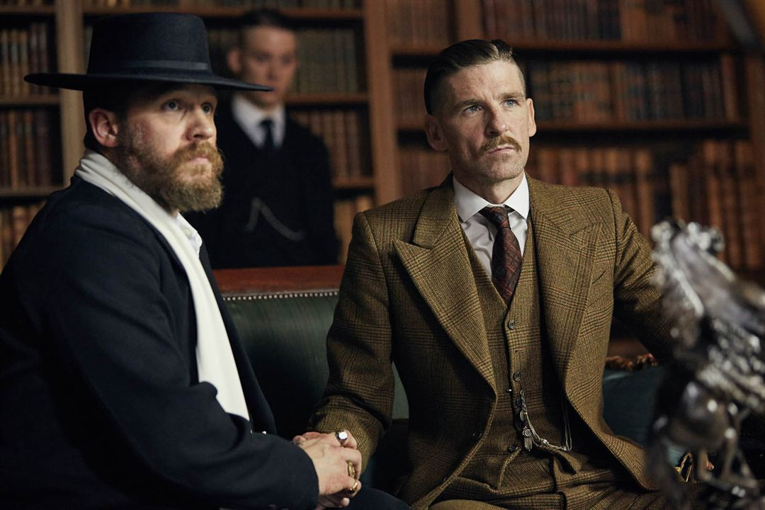 Foto Paul Anderson, Tom Hardy
