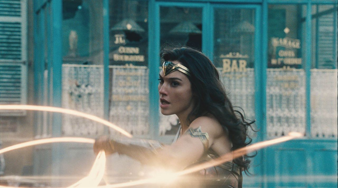 Wonder Woman : Foto Gal Gadot