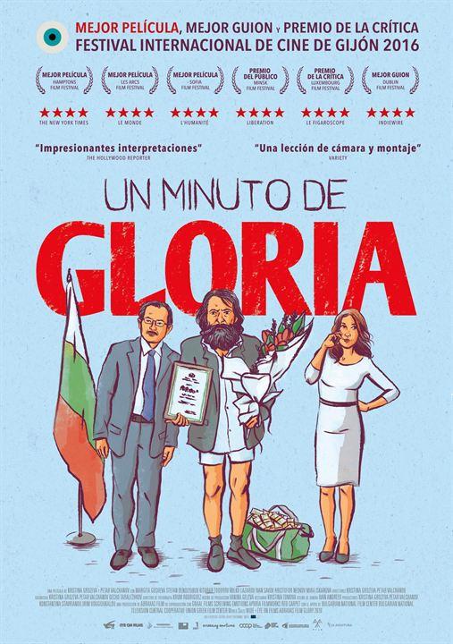 Un minuto de gloria : Cartel