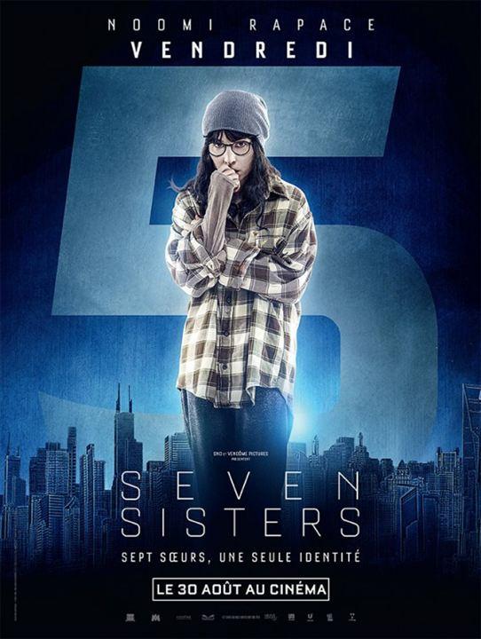 Siete hermanas : Cartel