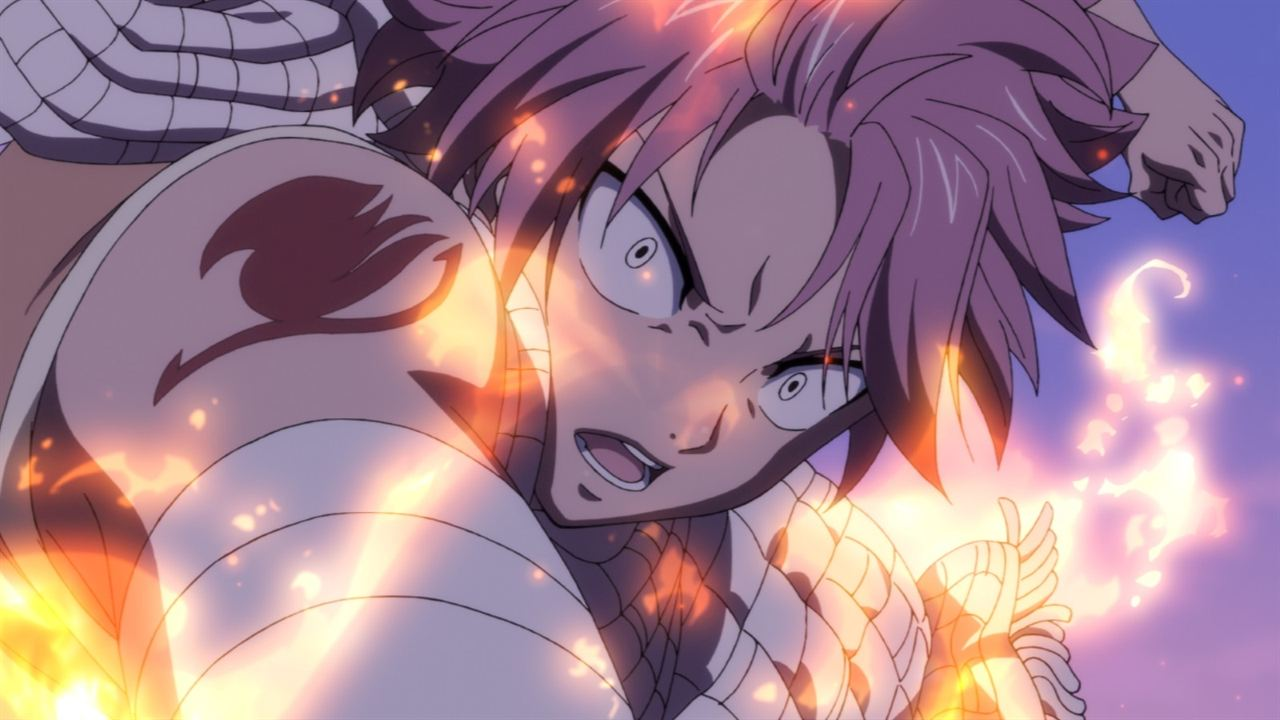 Fairy Tail: Dragon Cry : Foto