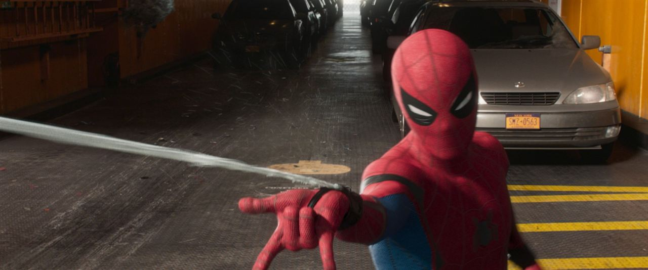 Spider-Man: Homecoming : Foto Tom Holland