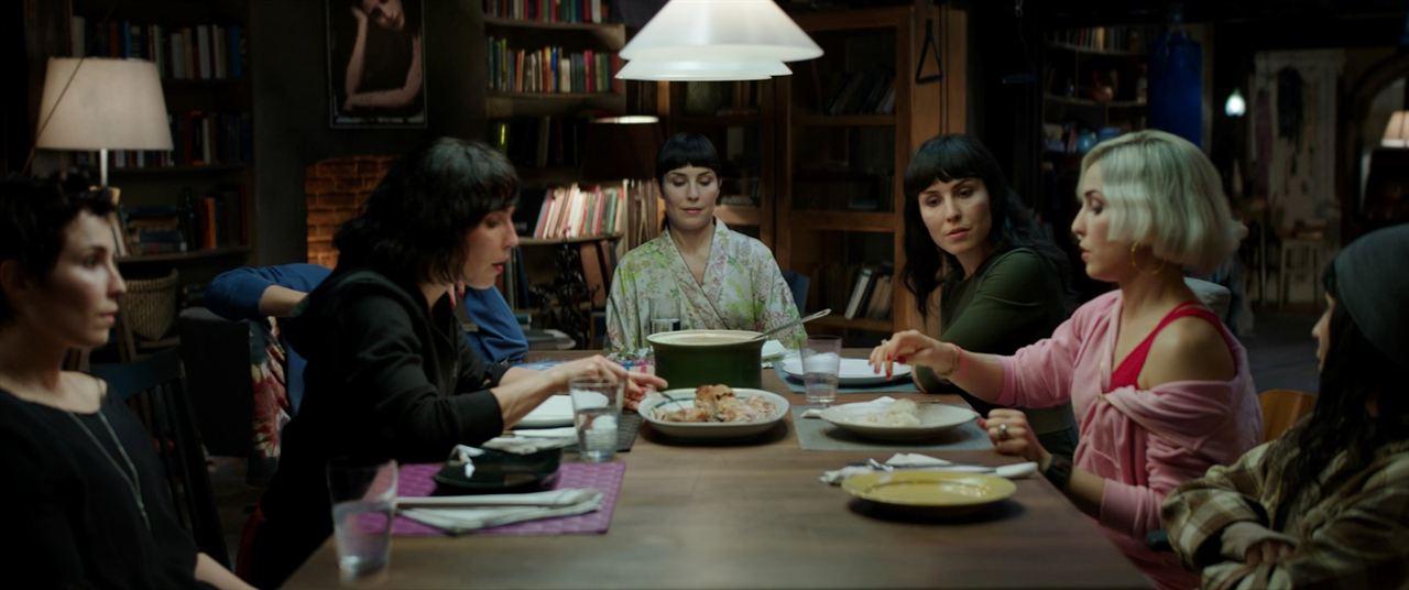 Siete hermanas : Foto Noomi Rapace