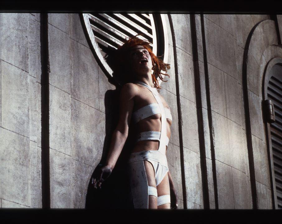 El quinto elemento : Foto Milla Jovovich