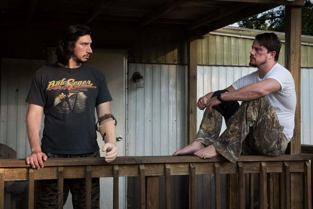 La suerte de los Logan : Foto Adam Driver, Channing Tatum