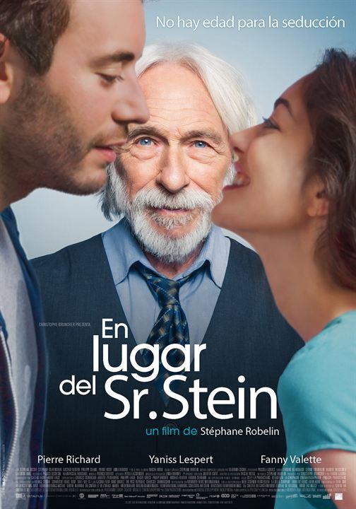 En lugar del Sr. Stein : Cartel