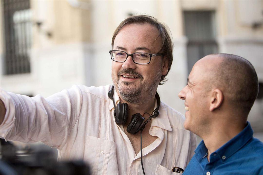 El Autor : Javier Gutiérrez, Manuel Martín Cuenca