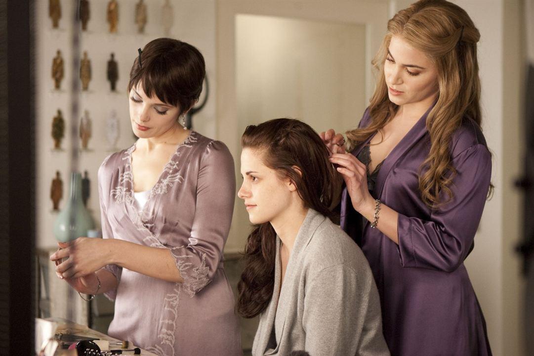La saga Crepúsculo: Amanecer - Parte 1 : Foto Ashley Greene, Kristen Stewart, Nikki Reed