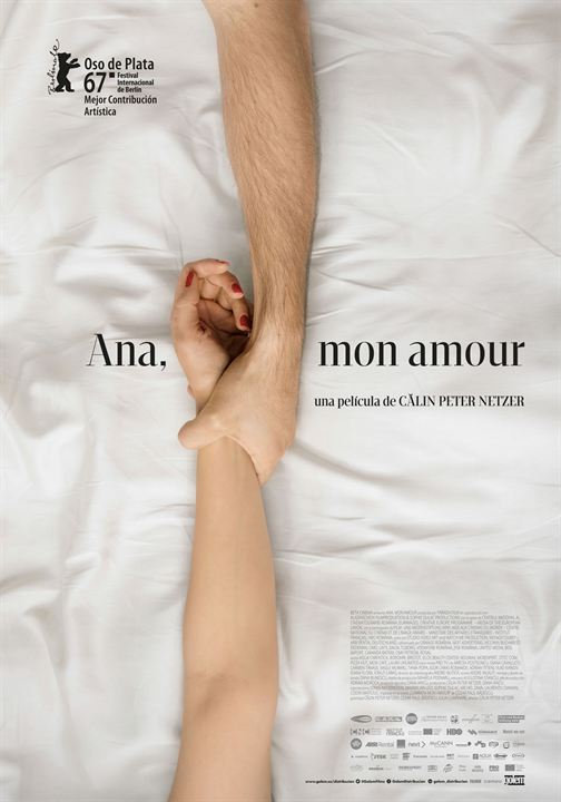 Ana, mon amour : Cartel