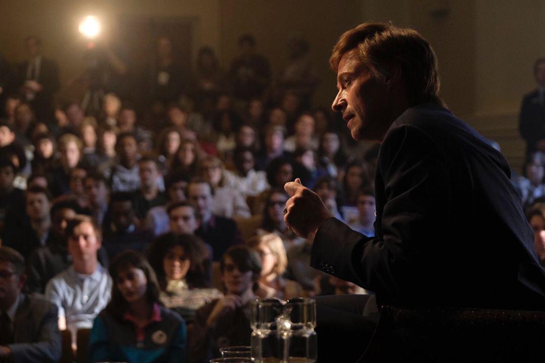 El candidato : Foto Hugh Jackman