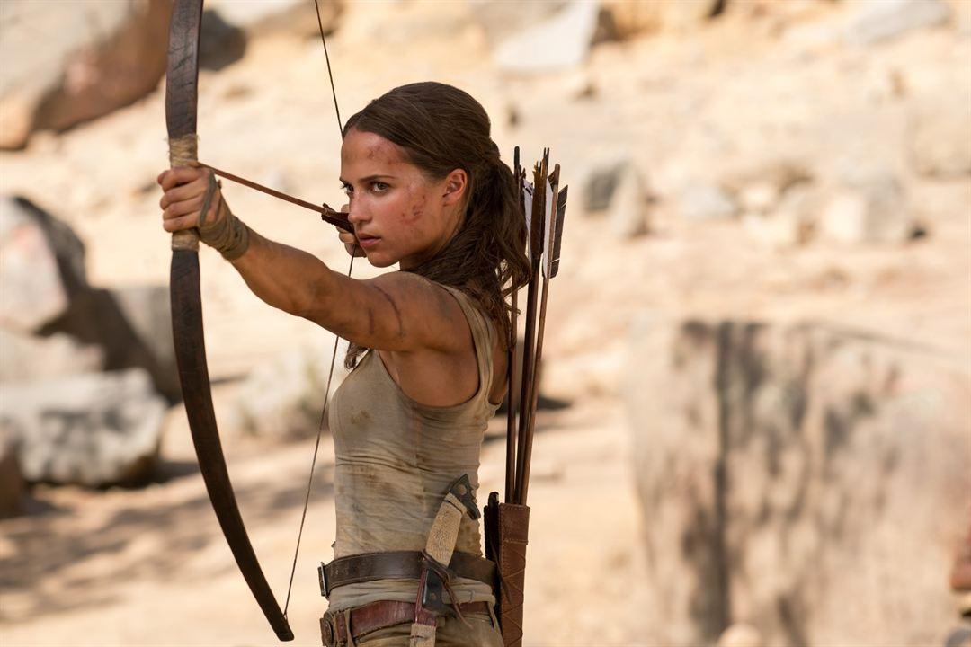 Tomb Raider : Foto Alicia Vikander