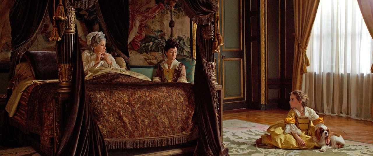 Cambio de reinas : Foto Andréa Ferréol, Catherine Mouchet, Juliane Lepoureau