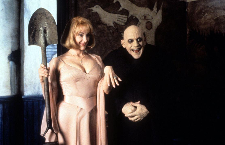 La Familia Addams: La tradición continúa : Foto Christopher Lloyd, Joan Cusack