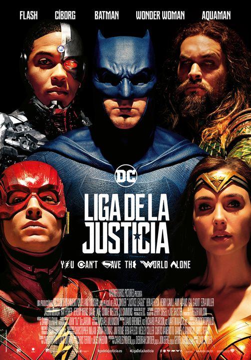 Liga de la Justicia : Cartel