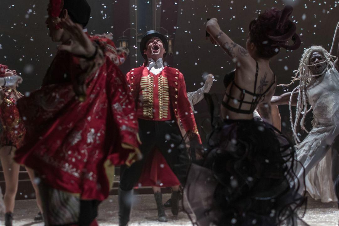 El gran showman : Foto Hugh Jackman