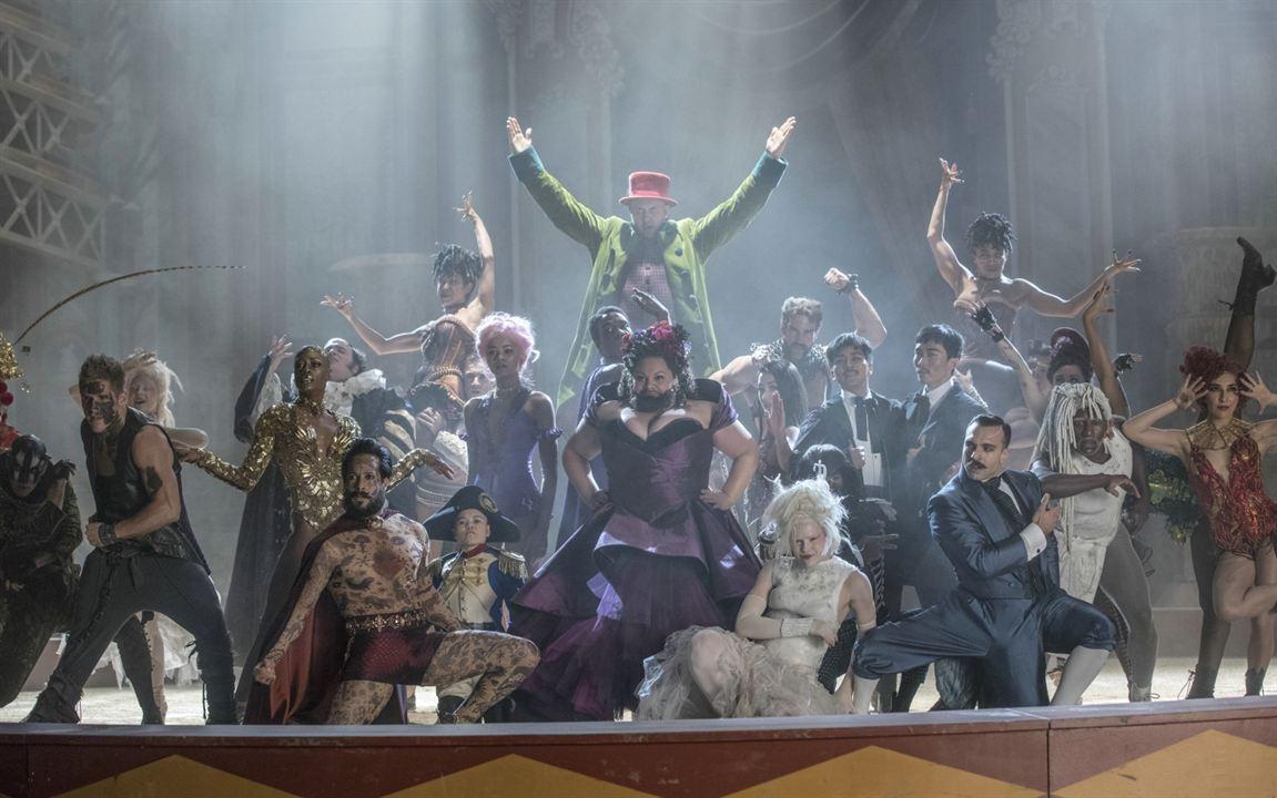 El gran showman : Foto