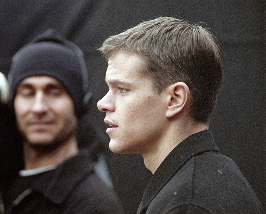 The Bourne Identity (El caso Bourne) : Foto Matt Damon