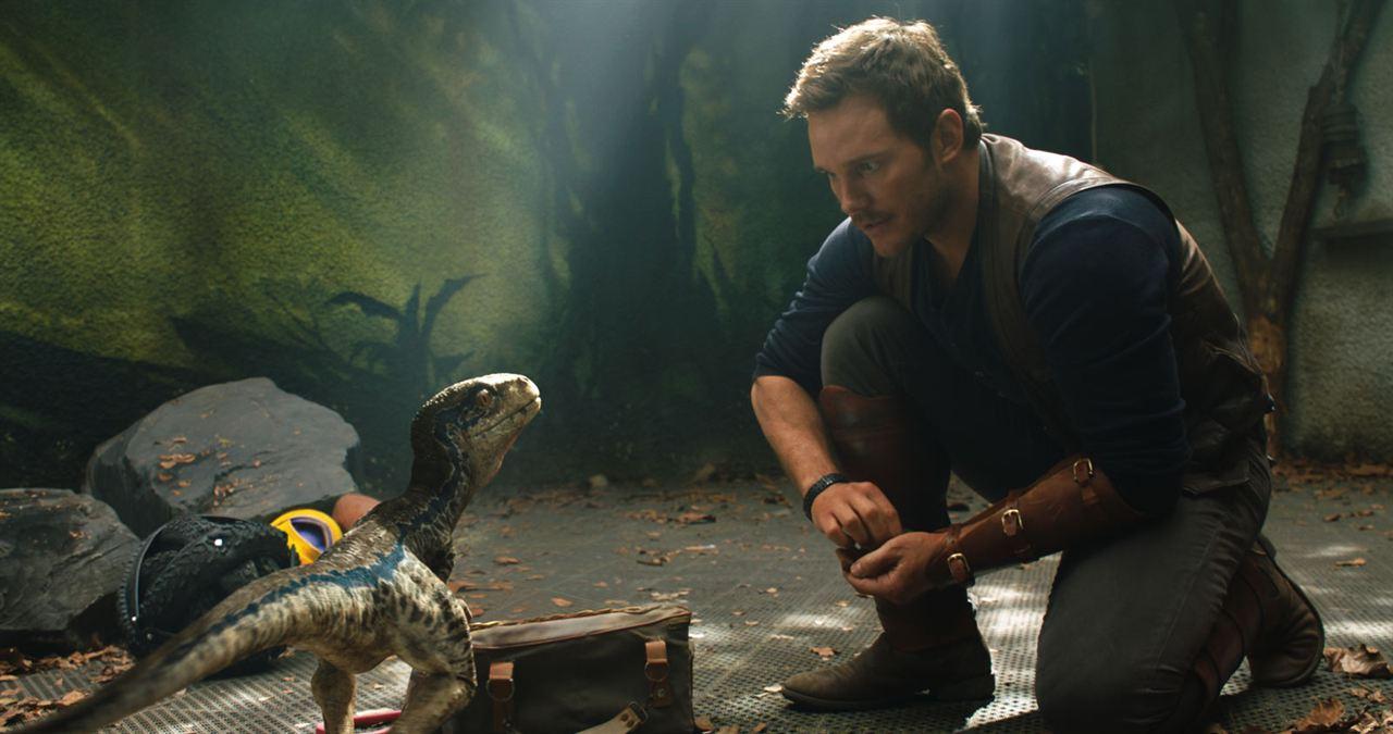 Jurassic World: El reino caído : Foto Chris Pratt